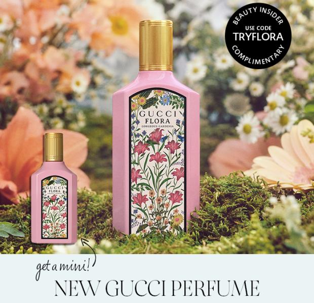 Sephora Canada Promo Code Free Gucci Flora Mini Perfume - Glossense