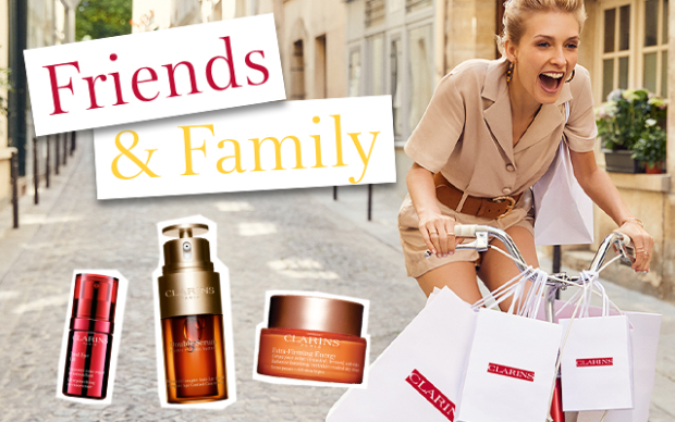 Clarins Canada Friends Family Event Canadian Deals Fall 2021 - Glossense