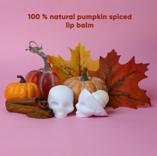 Rebels Refinery Canada Pumpkin Spiced Lip Balm - Glossense
