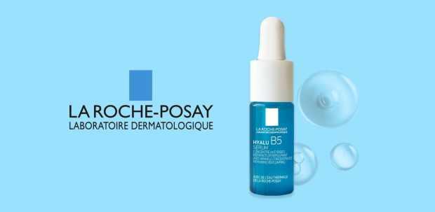 Shoppers Drug Mart Canada Free La Roche-Posay Hyalu B5 Serum Sample - Glossense