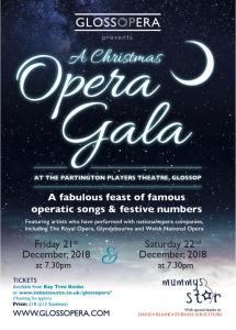Glossopera: A Christmas Opera Gala