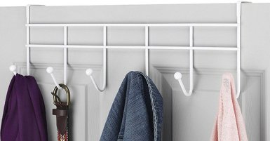 over the door hanging rack