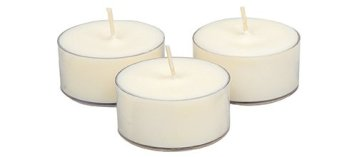 tealight soy candles