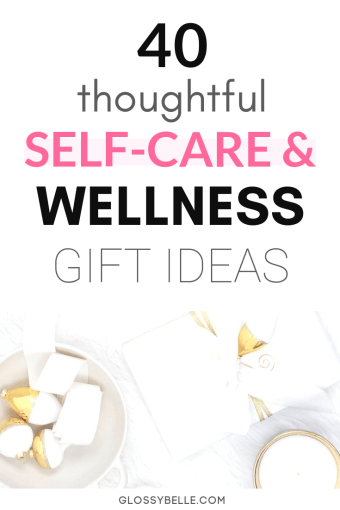 Looking for a thoughtful gift for someone who is into health, fitness, & self-care? Here are 40 self-care & wellness gifts you can give them this holiday! | healthy gifts | healthy christmas gifts | gift ideas | christmas gifts | christmas gifts for her | christmas gift guide | holiday gifts | gifts for girls | relaxation | spa | health and wellness | stress relief | self-care kit | pampering ideas | pampering gifts #giftguide #christmasgifts #giftideas #wellness #giftsforher #health #selfcare