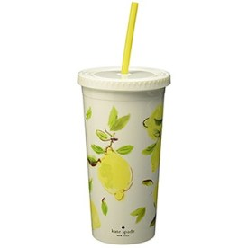 lemon water tumbler