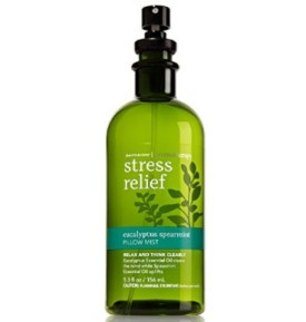 bath and body works stress relief mist