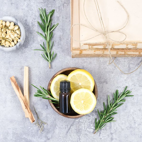 essential oils with lemon to get better sleep