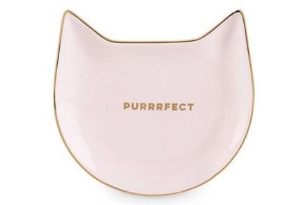 purrrfect jewelry or tea tray