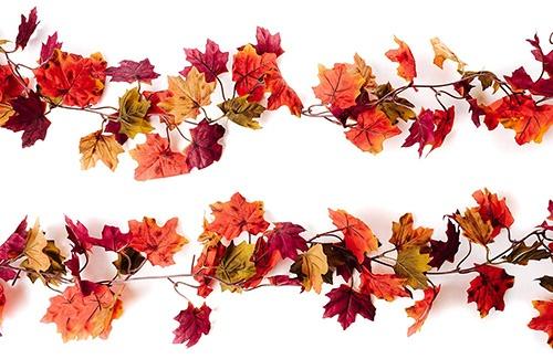 fall garland