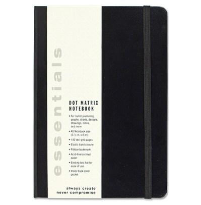 essentials dot matrix notebook