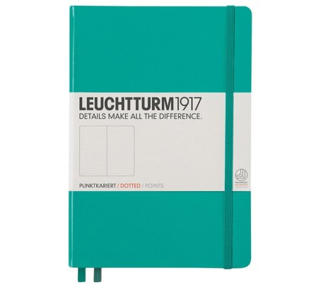 leuchtturm1917 dot journal