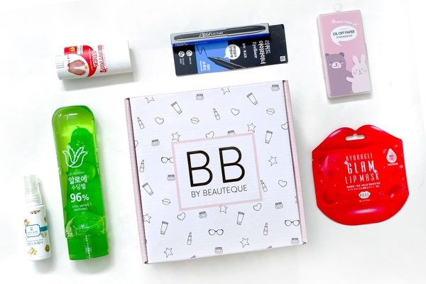 beauteque monthly subscription box