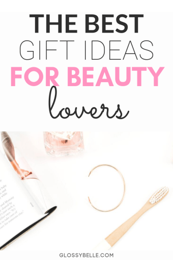 Makeup and skincare products make great presents for the holidays, especially for beauty lovers. If you're a little stuck on what to give this year, read on for the ultimate list of over 100 must-have beauty presents that any makeup lover or skincare lover will absolutely love. | holiday gifts | girly gifts | beauty products | christmas gift guide | christmas gifts for her | gift ideas for her | gifts for her | gifts for girls #giftguide #christmasgifts #giftideas #giftsforher #holidaygifts