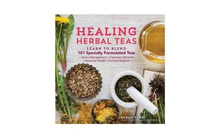 Healing Herbal Teas: Learn to Blend 101