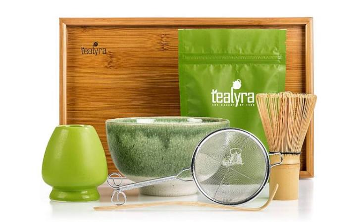Matcha Kit Connoisseur Ceremony Start Up Set