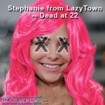 Julianna Rose Maurelio, Stephanie from LazyTown, Dead of Apparent Suicide Overdose