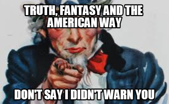 2 - UNCLE SAM really really wants you REASON 42