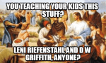 Rush Bans Bibles From US Schools, Buchanan Equivocal(-ish) (I)