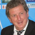 Cutesy Football / Soccer Manager Roy Hodgson Stands Up for Kim Jong Un