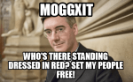 Moggxodus: An Ode to Britain's Prophet, & Our Future Exodus from Brussels!