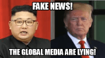 "Kim Jong Un Channels Newfound US Ally: ""Communist Deaths are Fake News!"""
