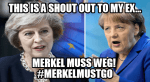 Brexit Disco Classic! Theresa May Little Mix Parody: S/O 2 Mein Ex!