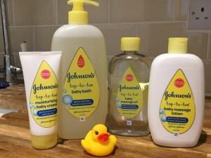 Johnson's Baby, Moisture, massage and mild on skin! - Glossytots