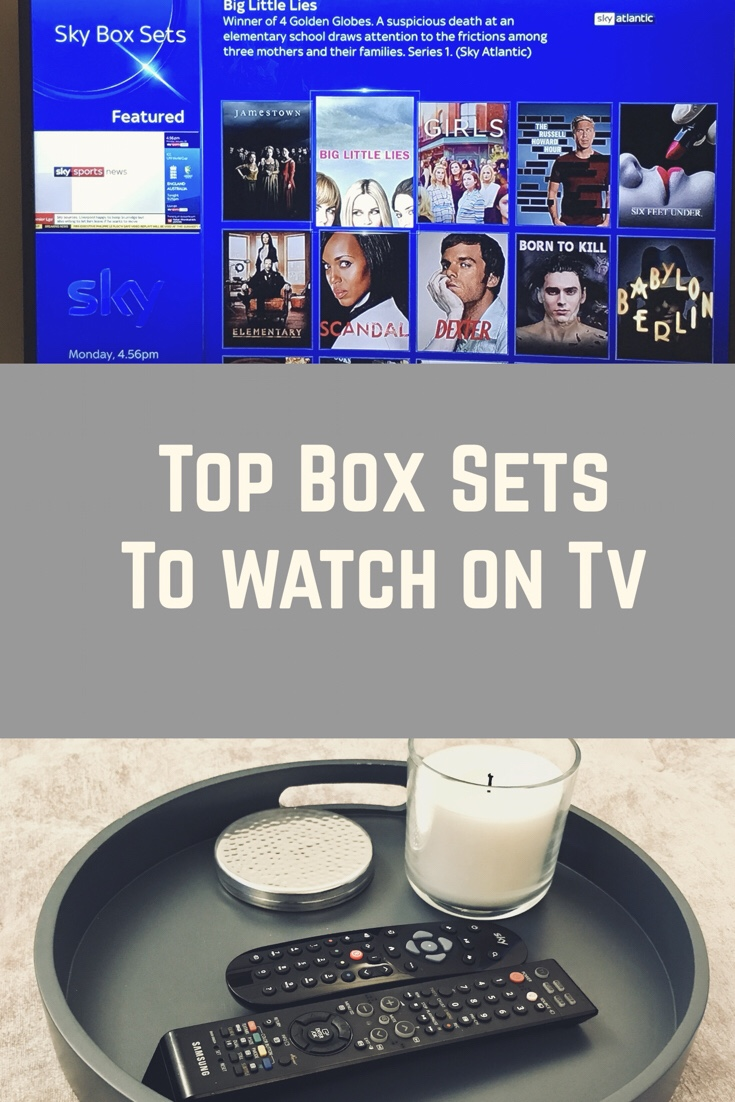 Top box sets on tv