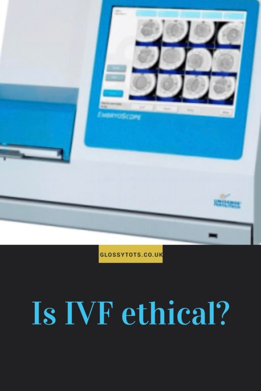 Is IVF ethical?