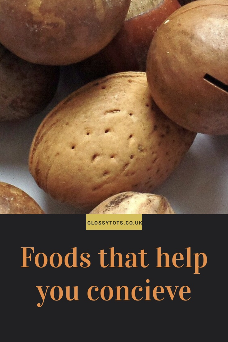 Foods that can help you to conceive