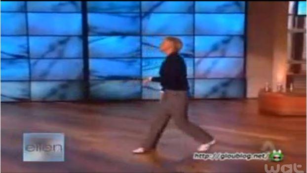 2008 01 24 Monologue & Dance