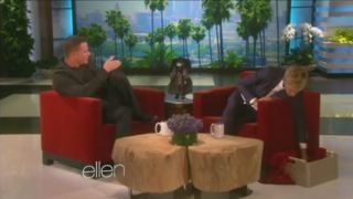 Channing Tatum Interview Sept 10 2014