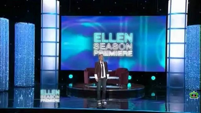 2010 09 13 Season 8 Premiere Monologue & Dance
