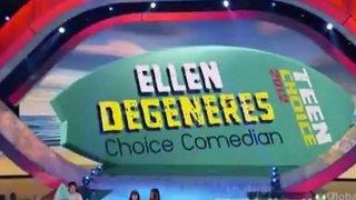 2012 07 22 Ellen At The Teen Choice Awards