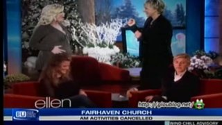 Alison Sweeney Interview Jan 21 2014
