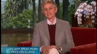 Amy Talks The Lyrics At The Movies Feb 25 2014