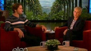 Armie Hammer Interview Mar 20 2012