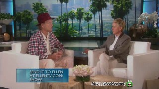 Bill Murray Interview Oct 22 2014