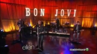 Bon Jovi Performance 2 Apr 23 2013