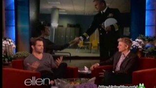 Chris Pine Interview Jan 16 2014