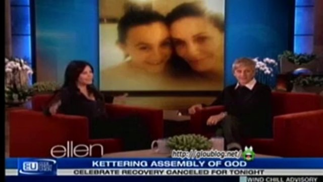 Courteney Cox Interview And Game Jan 07 2014