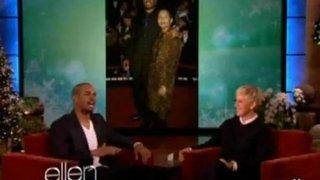 Damon Wayans JR Interview Dec 03 2012