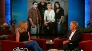 Edie Falco Interview Apr 03 2012