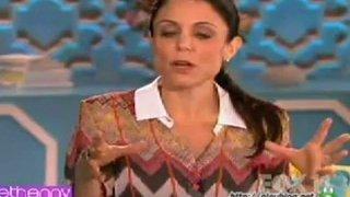 Ellen DeGeneres On the Bethenny Show June 12 2012