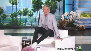 Ellen Monologue & Dance Nov 18 2014