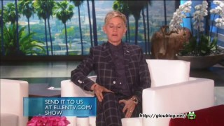Ellen Monologue & Dance Oct 14 2014