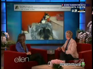Ellen Page Interview May 27 2014