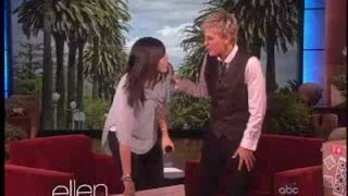 Ellen Surprises A Job Seeking Viewer Oct 22 2012