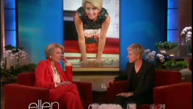 Emma Thompson Interview And Game Nov 12 2013