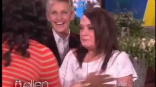 Grab Ellen's Bust With Katy Perry Birthday Show Jan 25 2013